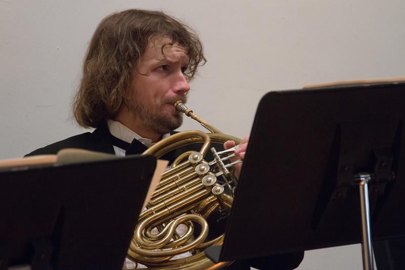 David Jones -- Hopkins Symphony Orchestra, April 2017