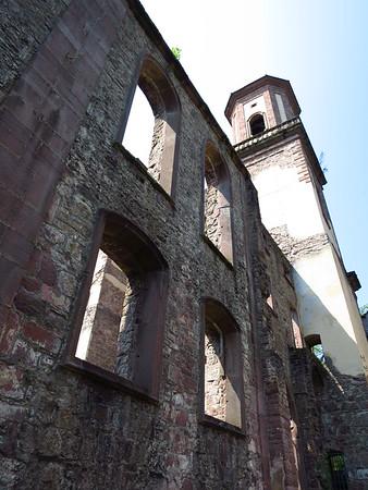 150607 Klosterruine Frauenalb