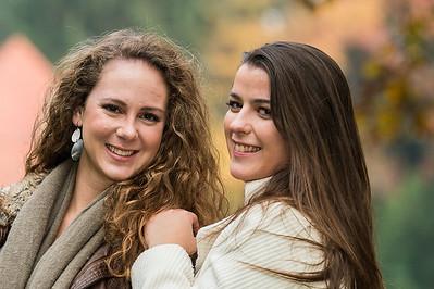 Herfst Fotoshoot Nethestee Geel - Kasterlee