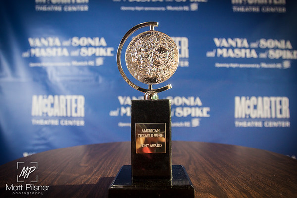 2013 Best Play Tony Award - McCarter Staff/Board Photos