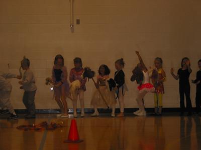 2005 Allison's 1st Grade Class Circus