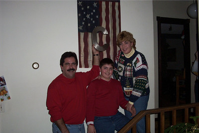 2001 - Cox Family