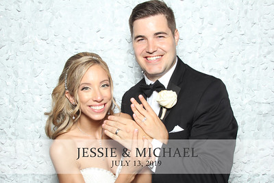 Jessie & Michael's Wedding - 7/13
