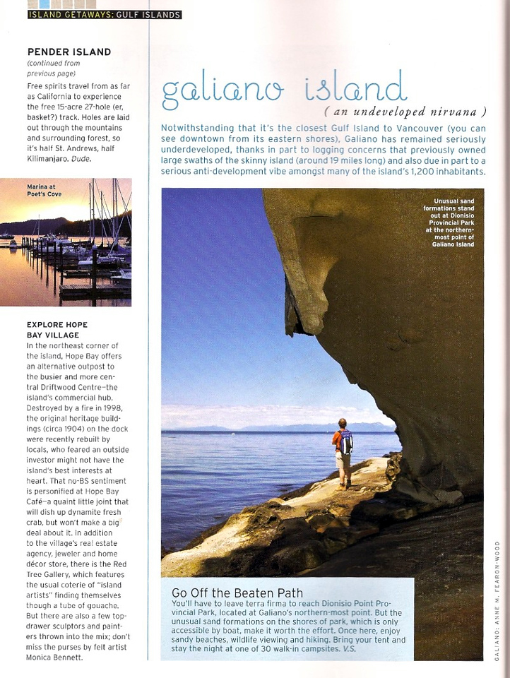 """Seattle"" magazine May 2009. Seattle, Washington."