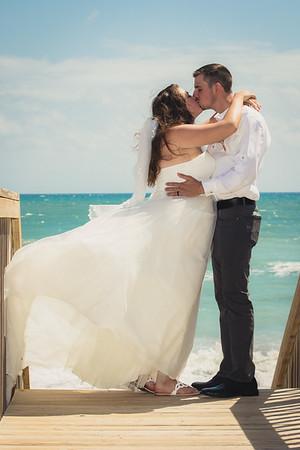 Amber & Travis' Wedding