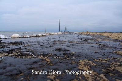 Houston Ship Channel Oil Spill