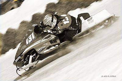 Boonville Snow Festival Snowmobile Races 02/09/13-02/10/13