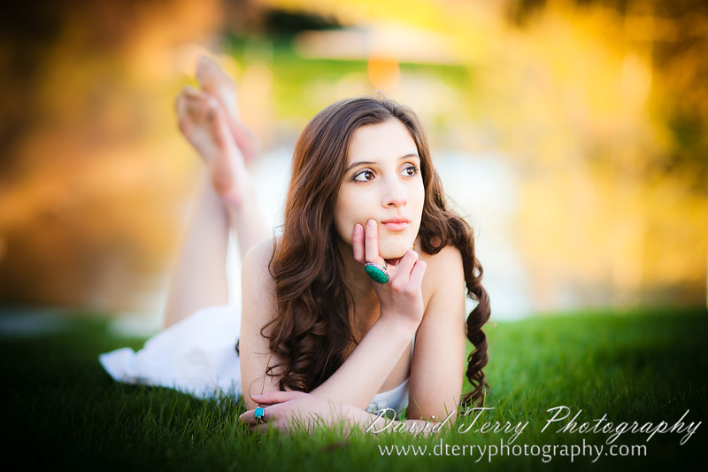 Utah Senior Photography- High School Seniors - David Terry Photography