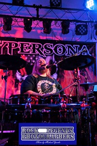 HYPERSONA Time Out Sports Bar Cocoa, FL 5-4-18 & 5-5-18