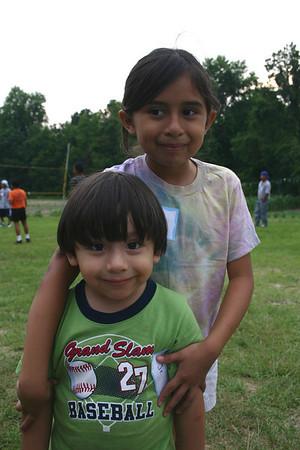 June Migrant Camp Visit