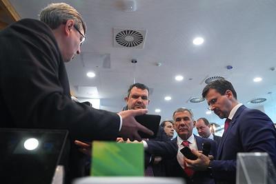 05.02.19 Коллегия Министерства информатизации и связи РТ ( Михаил Захаров )