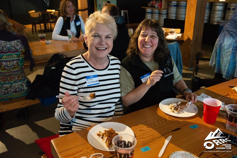 2018-10-06 ORRC Volunteer Dinner