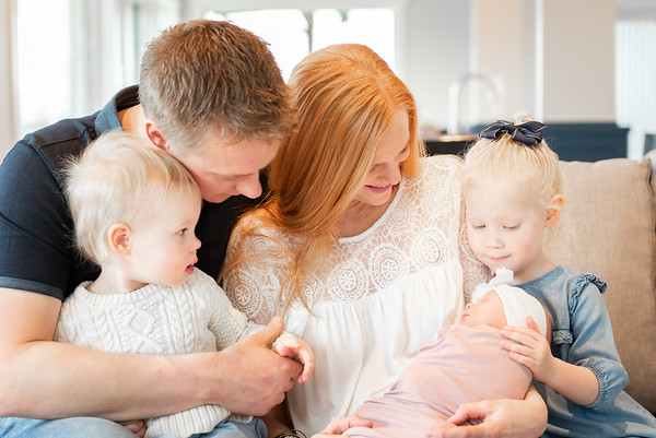 Van Keulen ~ Newborn 2020
