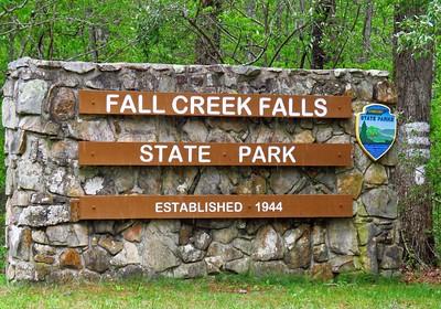 Fall Creek Falls SP, TN