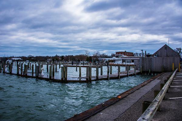 Sag Harbor Long Wharf 03-03-2018