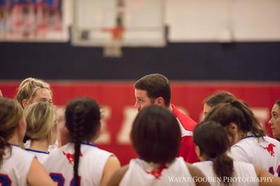 RHS Girls VS PHS Girls Basketball