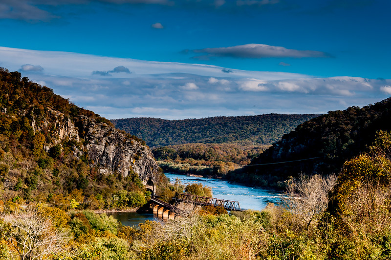 Harpers Ferry, West Virginia, Early Fall 2018