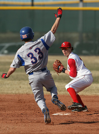 Colorado Boys HS Baseball Spring 2012