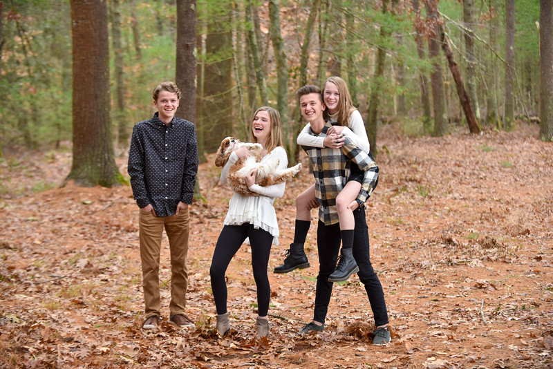 Smith Family - November 27th 2019