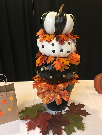 Pumpkin Decorating Contest (Nov 2017)