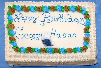 George Hasan's 1st B-Day 2008