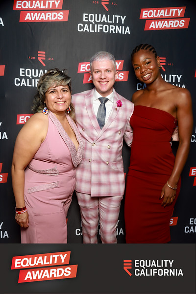 EQCA Equality Awards 2021 - Los Angeles