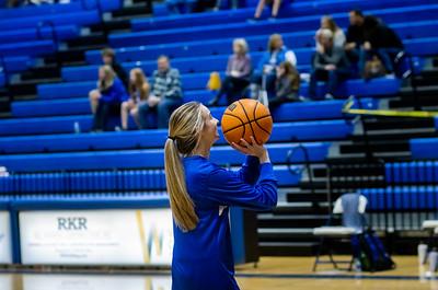 2021 JV Basketball vs. Darlington - Photographer - Ella Sweatt