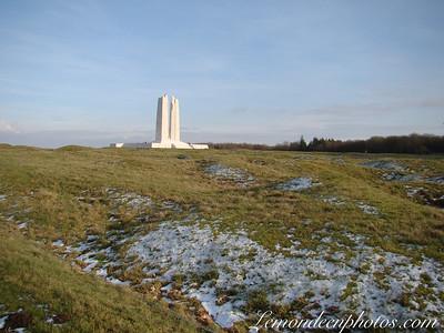 Le Mémorial Canadien de Vimy