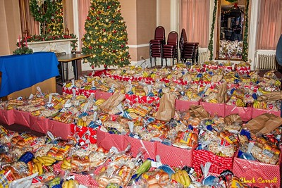 Bellefonte ELKS  1094 - Holiday Food  Baskets - December 17, 2017