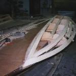 building new sponsons