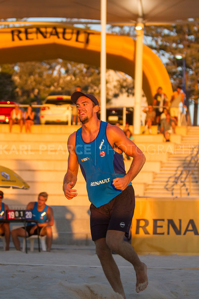 Renault National Beach Volleyball 2013 Round3 Day2
