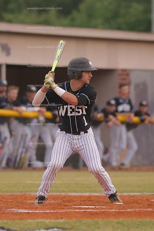 East vs West 2017 Baseball