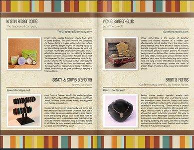 The Oscar's ~ Artisan Group Brochure ~ The Grapeseed Company