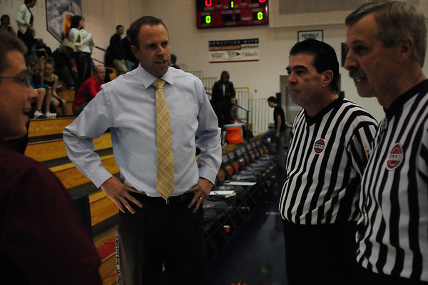 JV - Regis at Chaparral - January 25th 2013