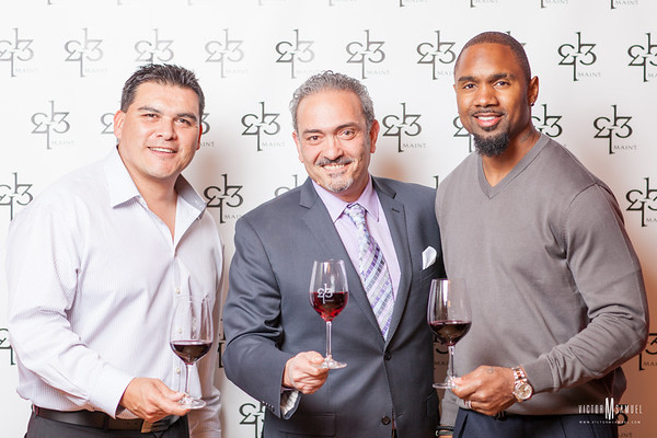 1313 Main's Winemaker Wednesday: Twenty Four by Charles Woodson