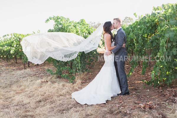 Travis and Brooke: Helwig Winery
