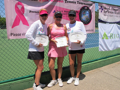 2013 Pink Ribbon Finalists