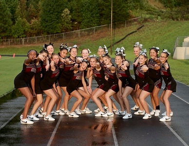 CA Cheer game day galleries