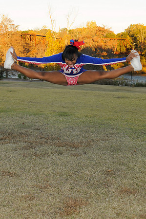 Westover High School Competition Cheer Squad
