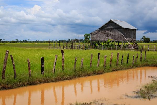 Kampong Kleang, Tonle Sap Lake