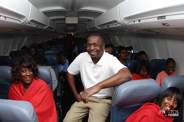 Delta Dream Flight 2015