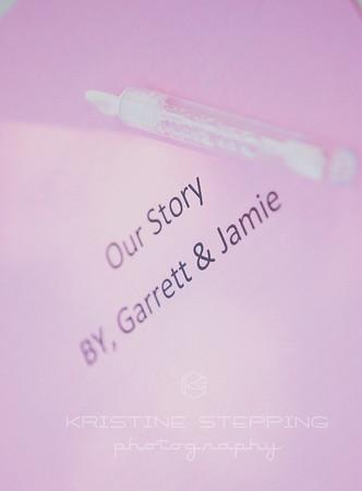 Jamie + Garrett