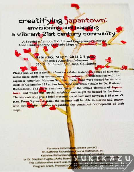 Creatifying Japantown: GEOG 135 Dr. Richardson