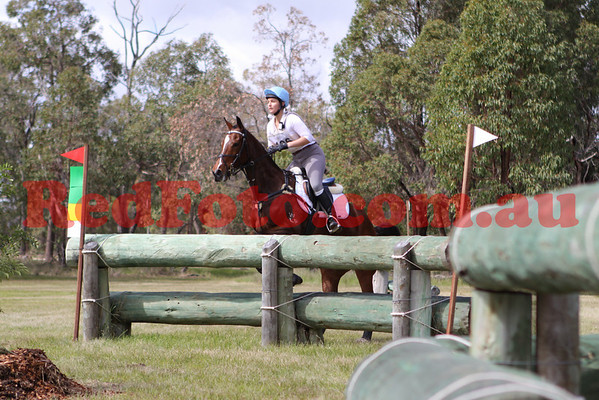 2009 09 06 Gidgegannup CNC Cross Country 1 Star
