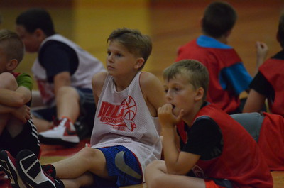 Boys' Summer Basketball Camp (Grades 5-7)