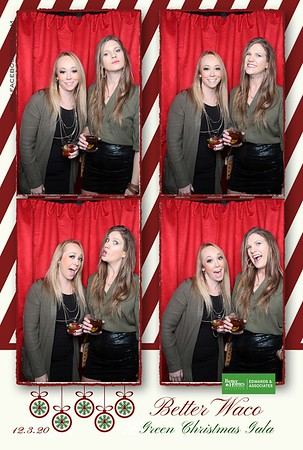 Better Waco Green Christmas Gala