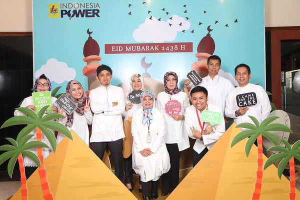 Halal Bihalal 2017 PT Indonesia Power | Gallery