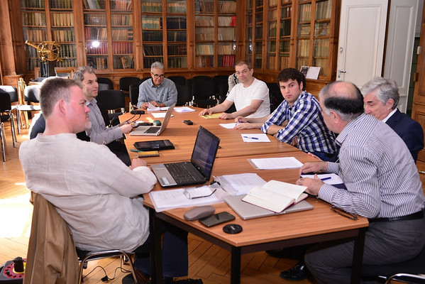 Religion & Science Working Group - Lyon Observatory