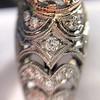 0.94ctw Vintage Old European Cut Diamond Dome Ring, Center OEC (GIA .59ct G SI2) 11