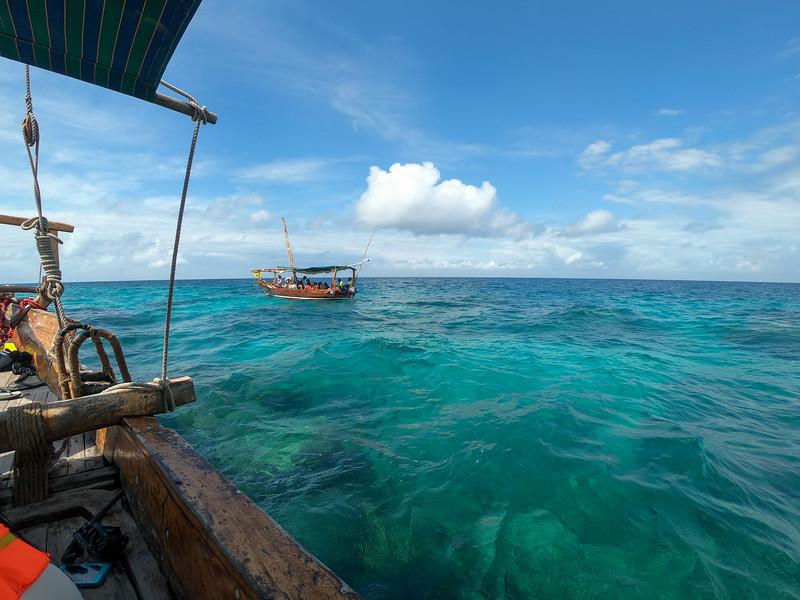Snorkeling trip in Zanzibar